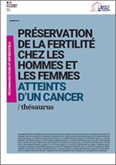 image Thesaurus preservation de la fertilité